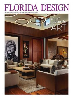 """""""A Move to Modern"""" — Grant Gribble Interviewed in Florida Design Magazine"""