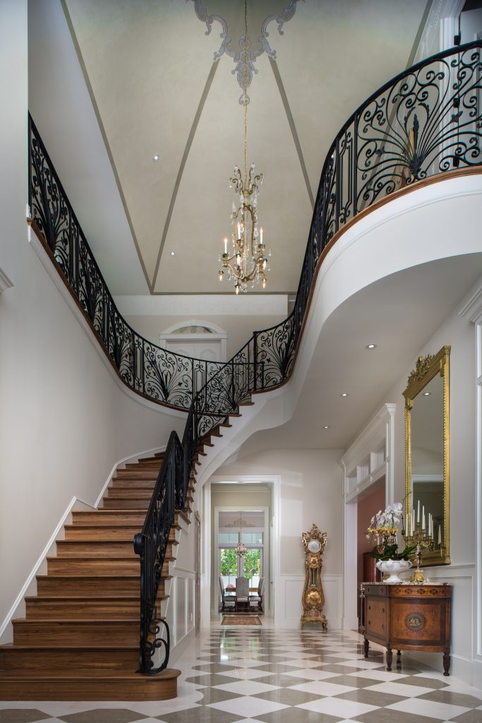 New Home in Winter Park by Gribble Interior Group