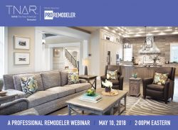 Join Grant Gribble for a Webinar Discussing The New American Remodeled Home