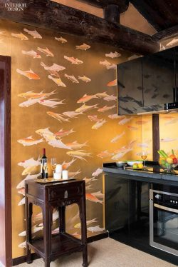 Wall Coverings Are Back in a Big (and Bold) Way