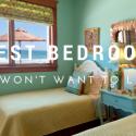 Beautiful Guest Bedrooms